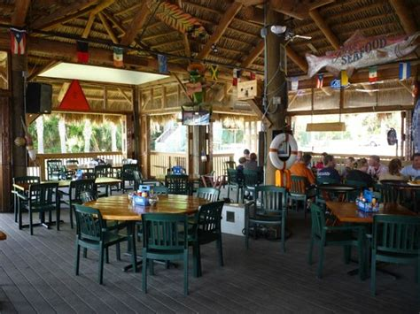 Tables Overlooking Marina Picture Of The Oar House Pensacola Tripadvisor