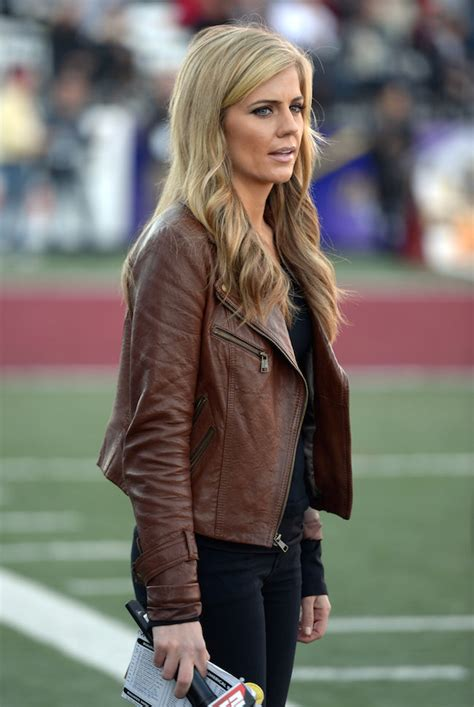 college gamdy pegnncy samantha ponder announces she will no longer be espn s