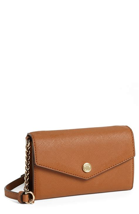 Phone Crossbody Bag michael michael kors crossbody phone bag in brown