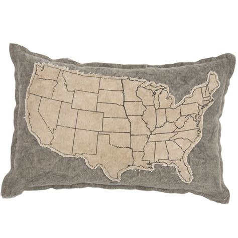 Canvas Pillows by Primitives By Kathy Canvas Pillow Usa 27072
