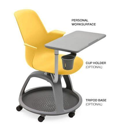 Node School Desk by Node By Steelcase At Office Designs Free Shipping No