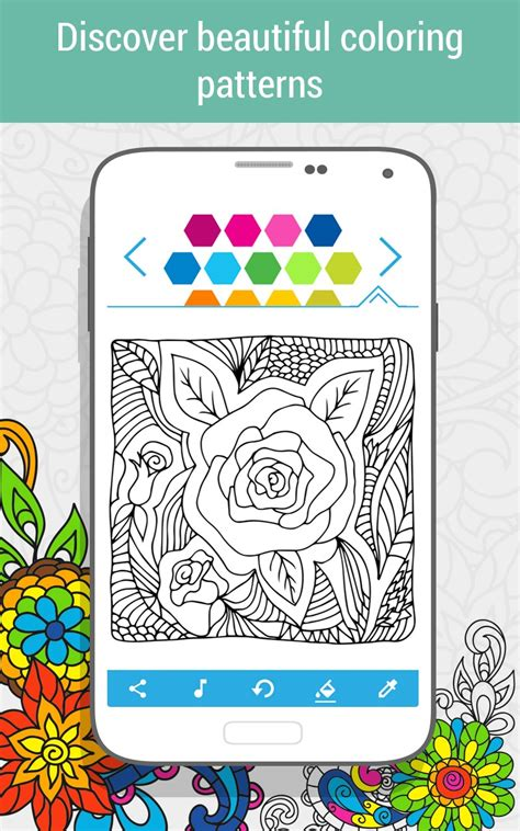 coloring books for adults app coloring book for adults holicoloring mandala