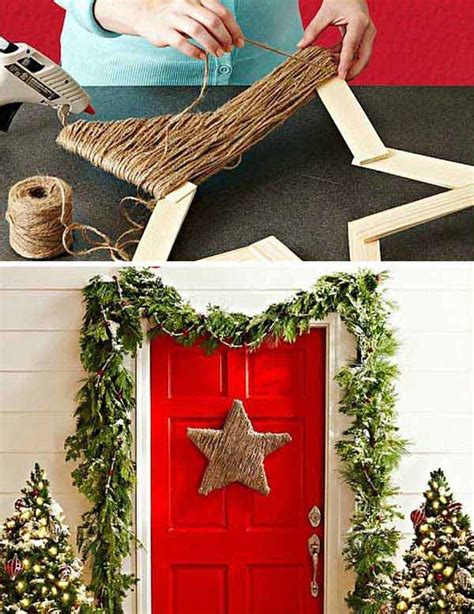 diy home christmas decorations quick and simple try out these diy christmas decorations