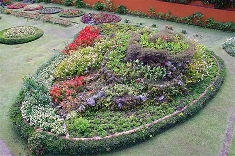 exle image of a beautiful garden with a variety of