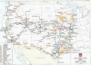 railroad maps railroad maps port 15 utah
