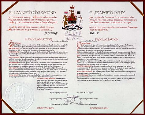 section 35 of the canadian constitution the constitution act 1982 includes more than just the