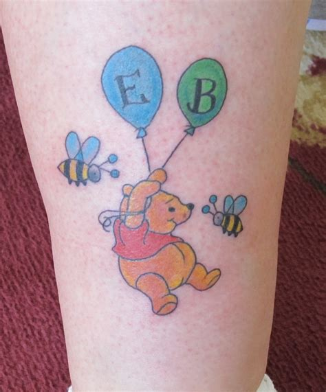 my tattoo for my boys will add balloons when i have