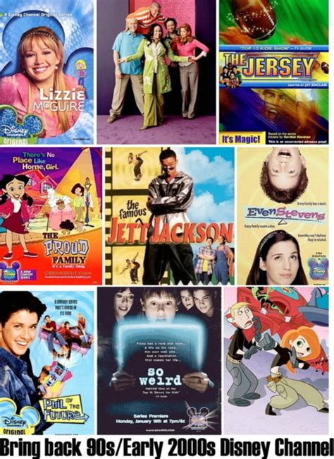list of biography films bring back 90s early 2000s disney channel nickelodeon
