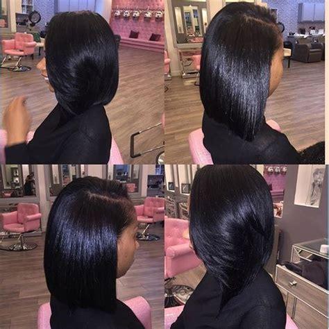 looking sew in hairstyles looking bob sew in hair