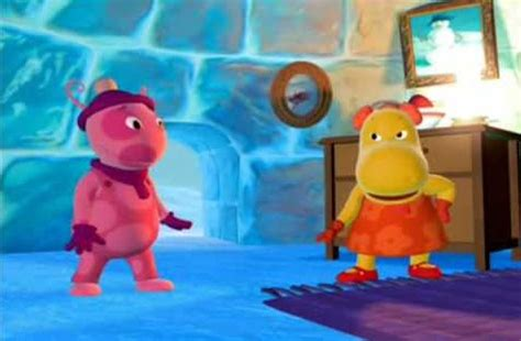 Backyardigans Yeti Episode There S No Such Thing As A Yeti The Backyardigans Wiki