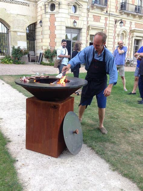 le chef ludovic laurenty du ch 226 teau de perreux cuisine sur
