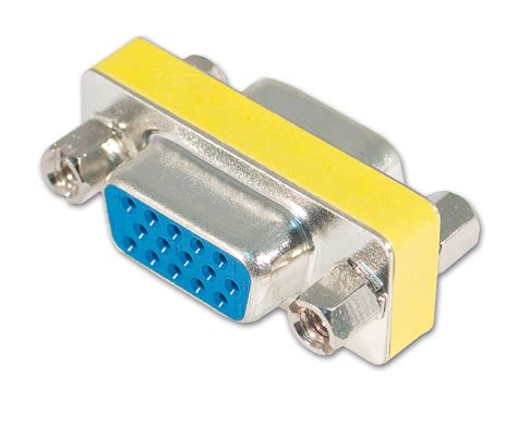 Vga To Vga av leads and cables vga coupler gender changer to