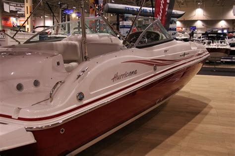 hurricane deck boat reviews 2015 hurricane sundeck sd 2400 io deck boat boat review