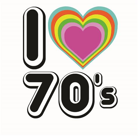 photos from the 70s i love 70s clipart