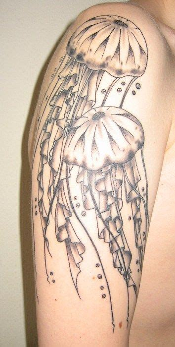 tribal jellyfish tattoo garden s jellyfish by matt curtis tribal