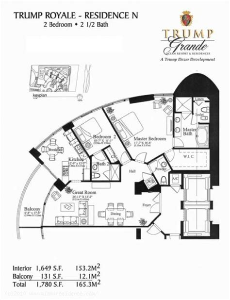 trump towers floor plans sunny isles florida trump royale beachfront condominiums for sale and rent in