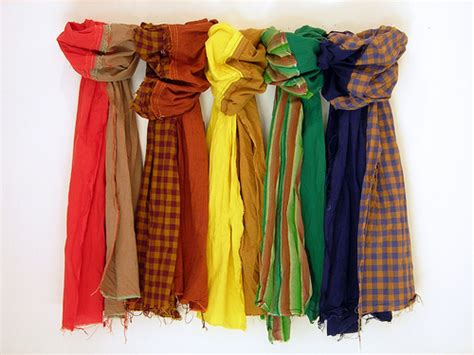 scarves selfstylist