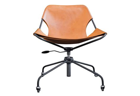 paulistano office chair by objekto hub furniture