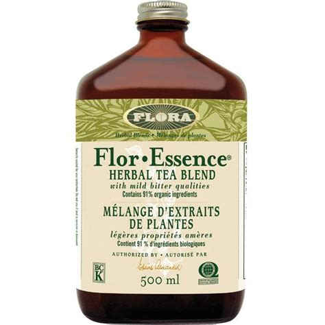 Flor Essence Detox Diet by Flora Flor Essence 500ml Liquid Foods