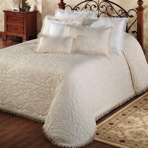 oversized coverlet king oversized king bedspread simple white