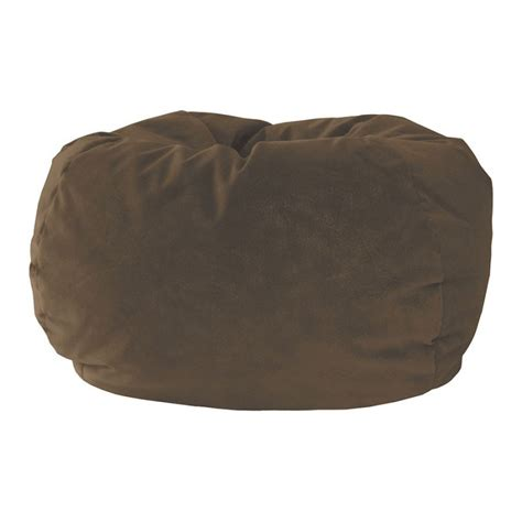 xl bean bag chairs bean bag chair cocoa xl beanbagtown