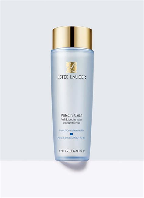 Estee Lauder Perfectly Clean perfectly clean fresh balancing lotion est 233 e lauder