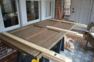 Diy Daybed From Doors How To Build A Daybed From Doors