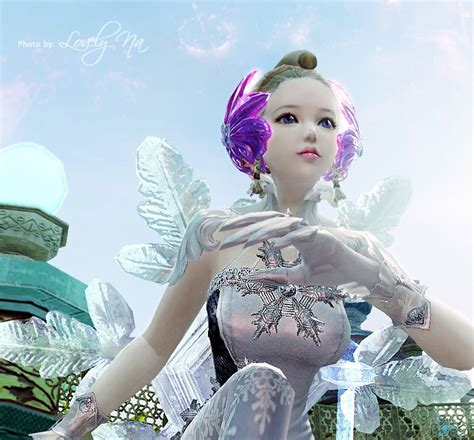 aion screenshot by 러블리나 game aion