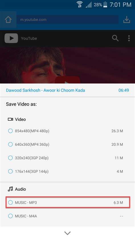 download mp3 from youtube android online how to download youtube videos on android via keepvid tactig