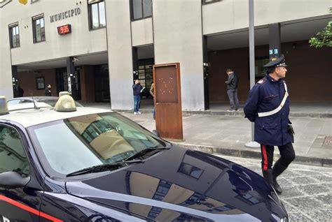 comune di casoria ufficio tributi controlli anti assenteismo carabinieri al comune di