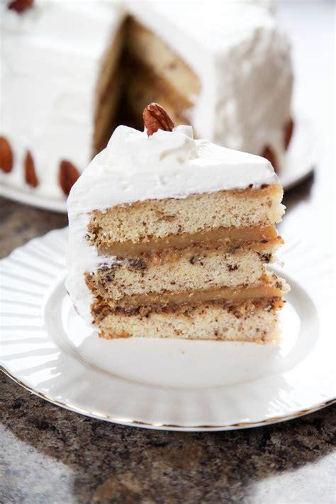 cannoli cake  cannoli cream frosting baking beauty