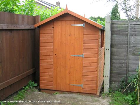Tool Shed Uk by Garden Tool Shed From Garden Owned By Graham