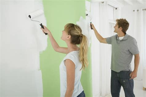 what does a house painter do c 243 mo pintar las paredes interiores