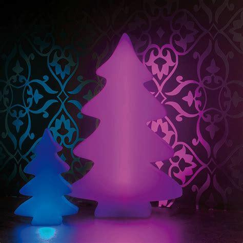 lumenio led weihnachtsbaum mini 82 cm h mit fernbedienung