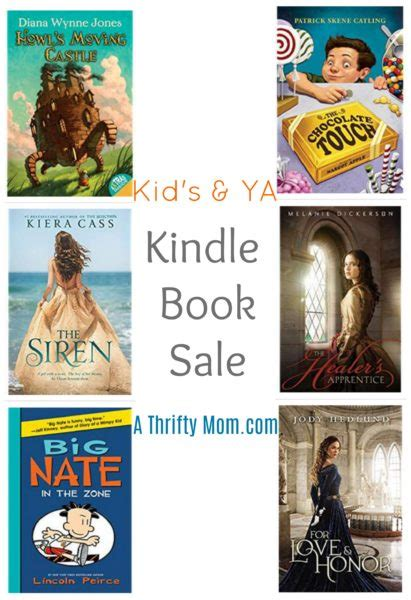 kindle book sales reports kid s and ya kindle book sale