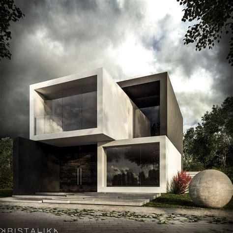 casas cuadradas modernas hermosas fachadas de casas modernas 40 fotos estreno casa