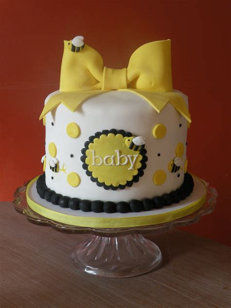 Bumble Bee Cakes For Baby Shower by Bumblebee Baby Shower Cakes
