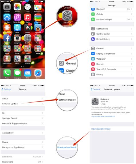 update the ios software on your iphone ipad and ipod touch how to upgrade ios on your iphone ipod touch or ipad