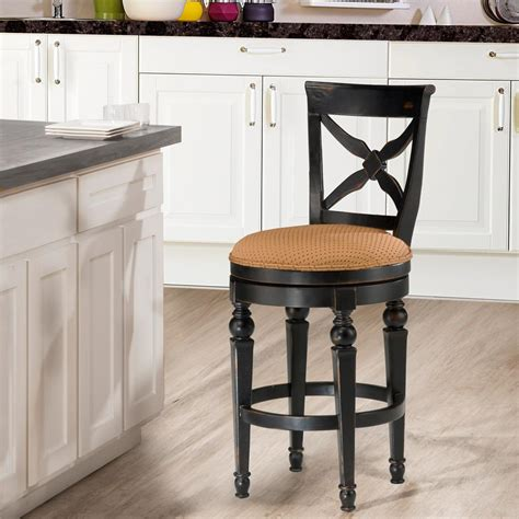 Hillsdale Northern Heights Counter Stool by Hillsdale Furniture Northern Heights 26 In Black And