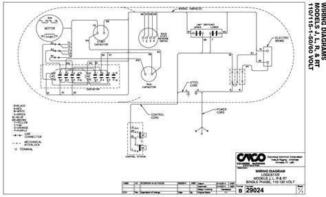 ton diagram cm lodestar parts list wiring diagrams wiring diagram