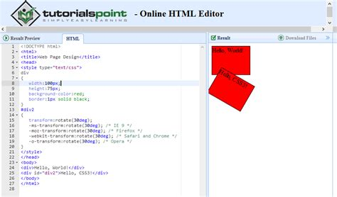 tutorialspoint online best freeware editor html free download programs blogsaddict