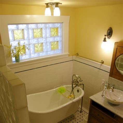 How To Replace Bathroom Window by Simple Yet Glass Block Bathroom Windows