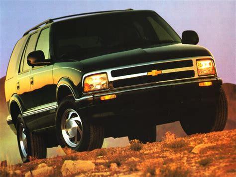 how to fix cars 1997 chevrolet blazer parental controls 1996 chevrolet blazer overview cars com