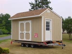 Used Shed Trailer by Used Pizza Trailer Html Autos Weblog