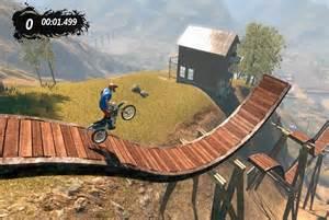 Bike trial 3 jeux de moto happy wheels uphill rush 6 stars de circuit