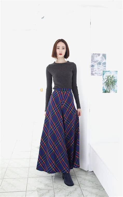 cherry l fashion to any scottish maxi skirt forever 21