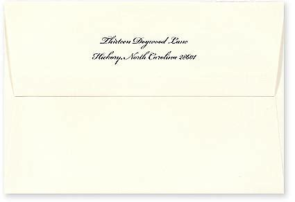 wedding address template wedding invitation return address template best template