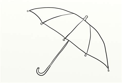 coloring page of an umbrella umbrella coloring pages for download