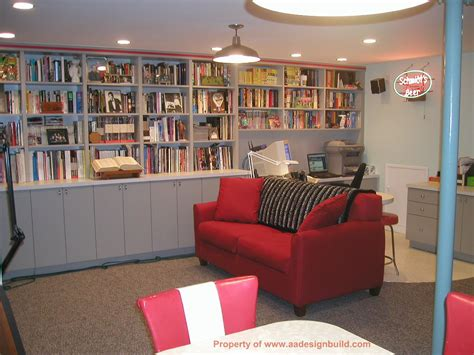 Basement Office Remodel by Basement Office Design Interior Decorating Accessories