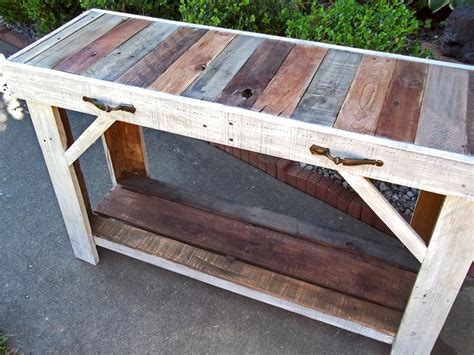 woodworking collection wood pallets and woodcarving projects for your home and garden woodworking projects woodworking plans books buy a handmade rustic reclaimed pallet entry table made